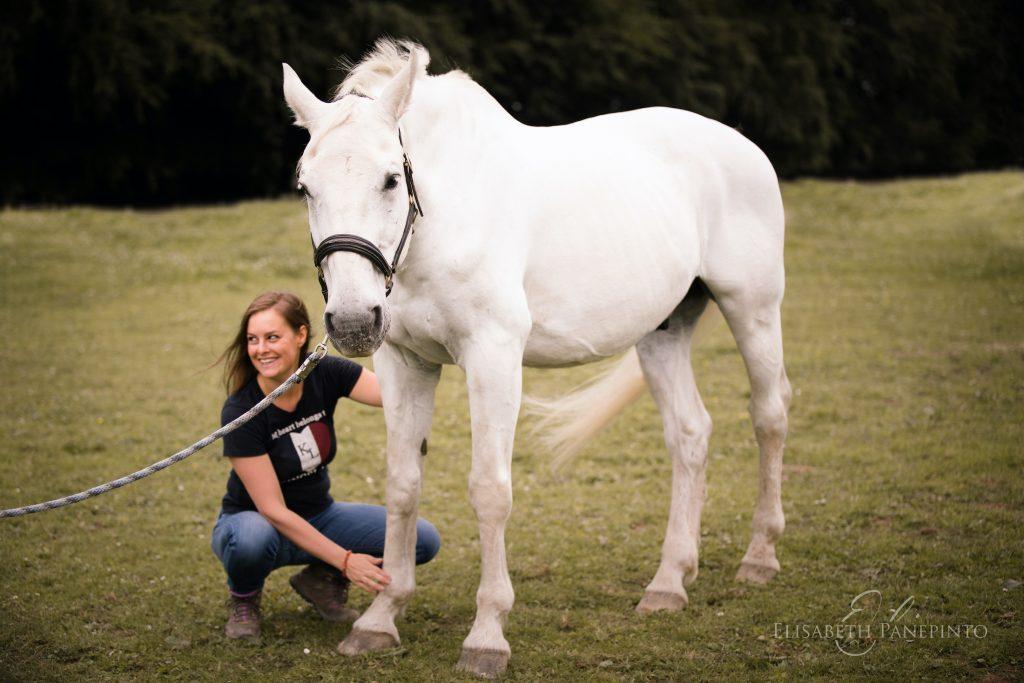 Caroline Peterges – Bien-être équin